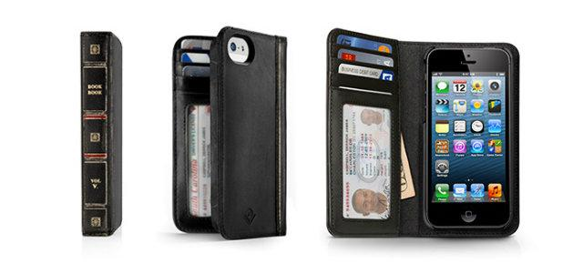 BookBook para iPhone 5 de Apple