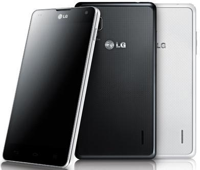 Posible diseño de LG Optimus G2