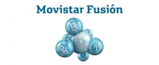 Oferta integrada Movistar Fusión