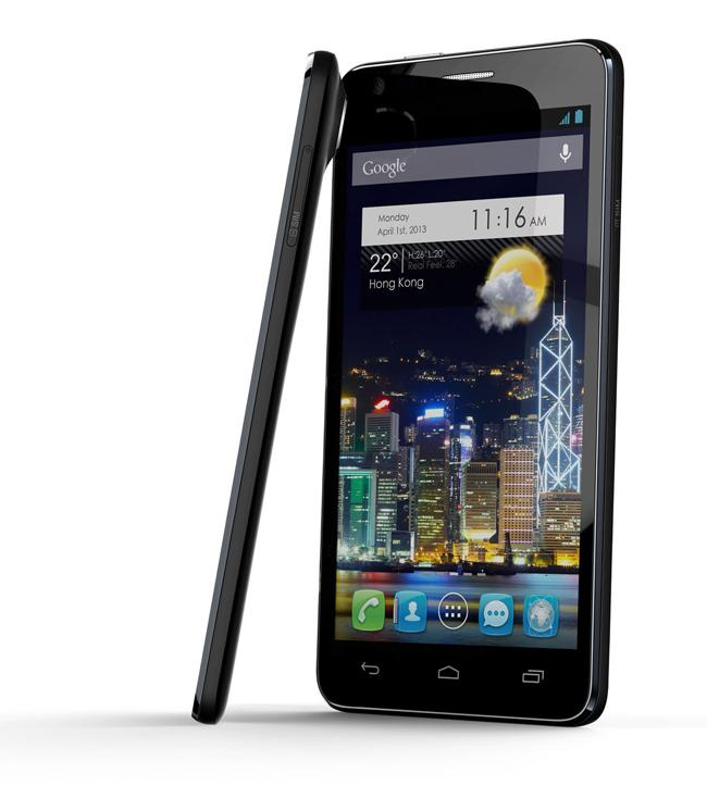 Nuevo Alcatel One Touch Idol Ultra