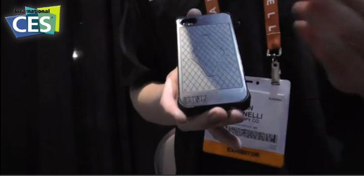 canopy sensus iPhone cover