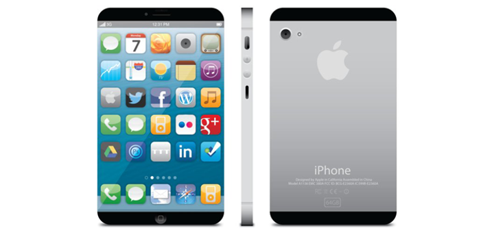 concepto apple phablet