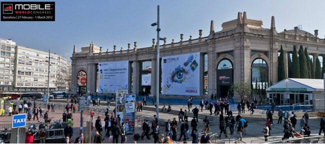 Mobile World Congress entrada