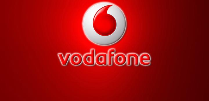 Logo de Vodafone