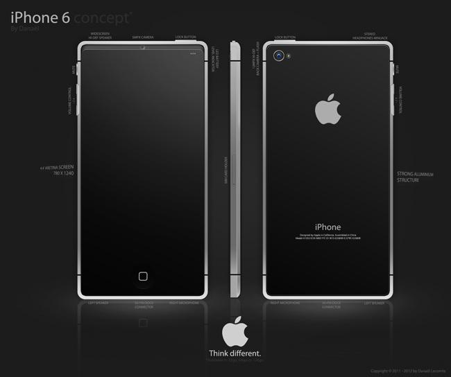 Rumores sobre el iPhone 6