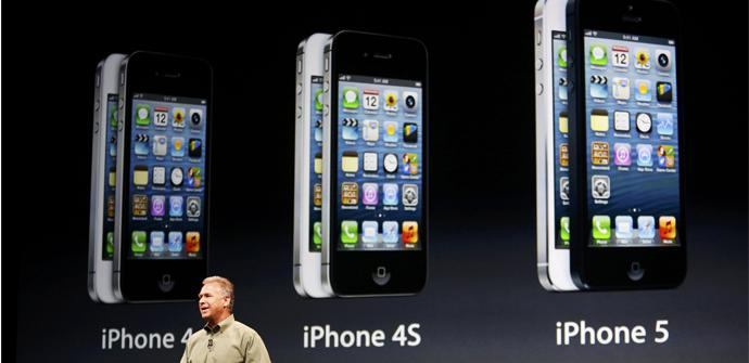 Los futuros iPhone de Apple