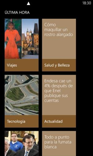 Nokia Reading en Nokia Lumia 920
