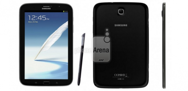 Tablet Galaxy-Note-8.0-negro