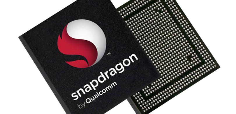 Procesador Qualcomm en la Nexus 7