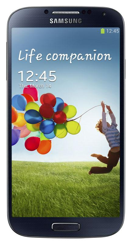 Frontal de Samsung Galaxy S4