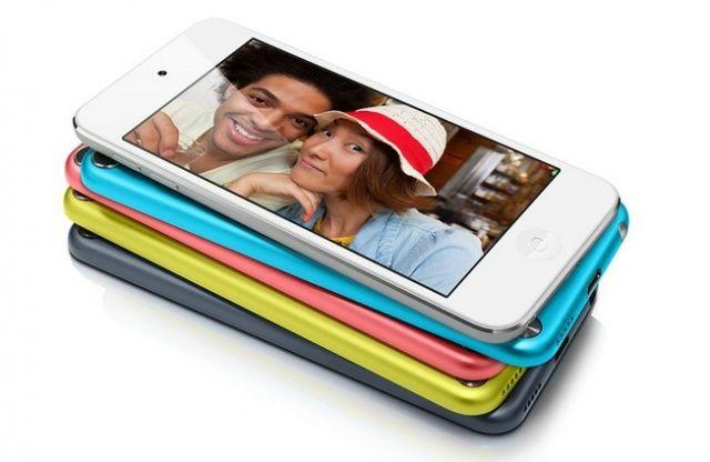 Posible llegada del iPhone 5s de colores
