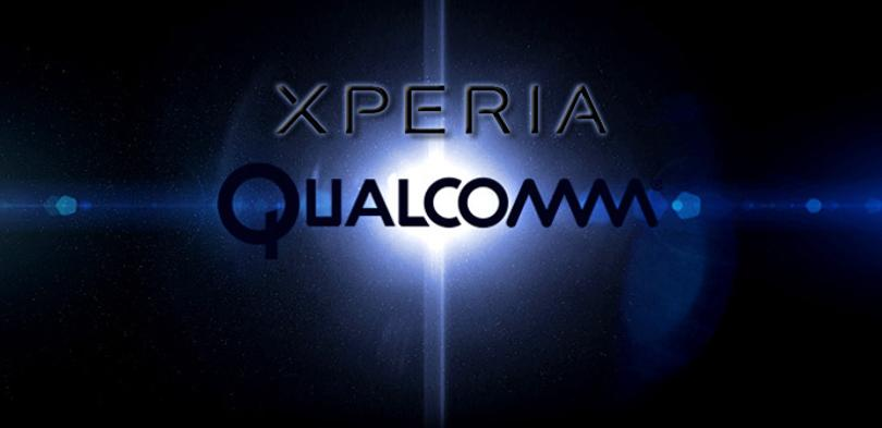 Sony Xperia con Qualcomm Snapdragon