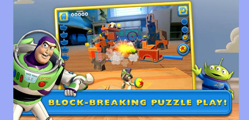 Juego 3D Toy Story para Android