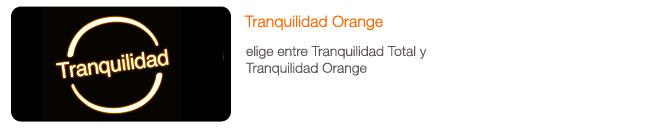 Logo Tranquilidad Total Orange