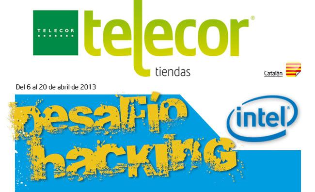Desafío Hacking de Telecor