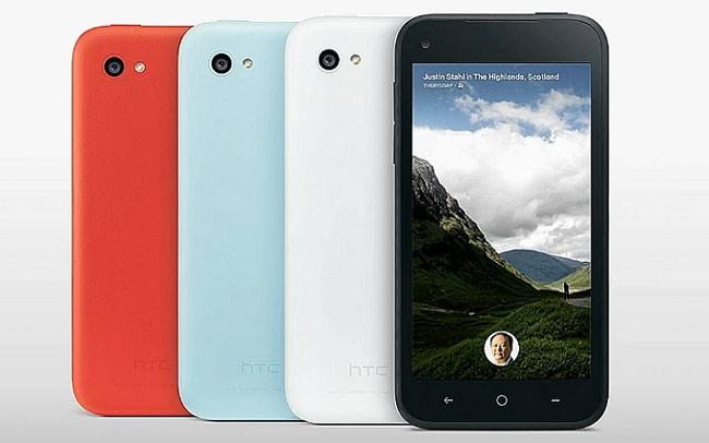 Colores disponibles para el HTC First