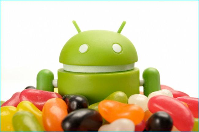 Logo Android Jelly Bean