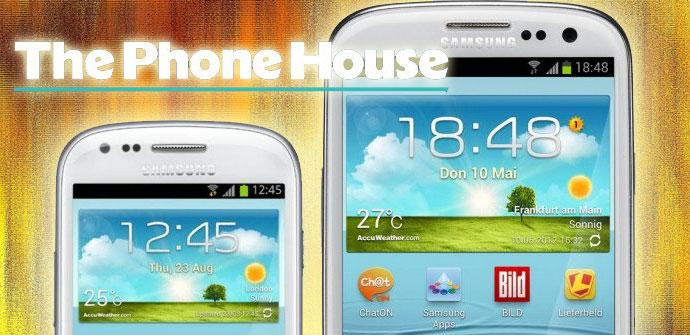 Samsung Galaxy S3 y S3 Mini con The Phone House
