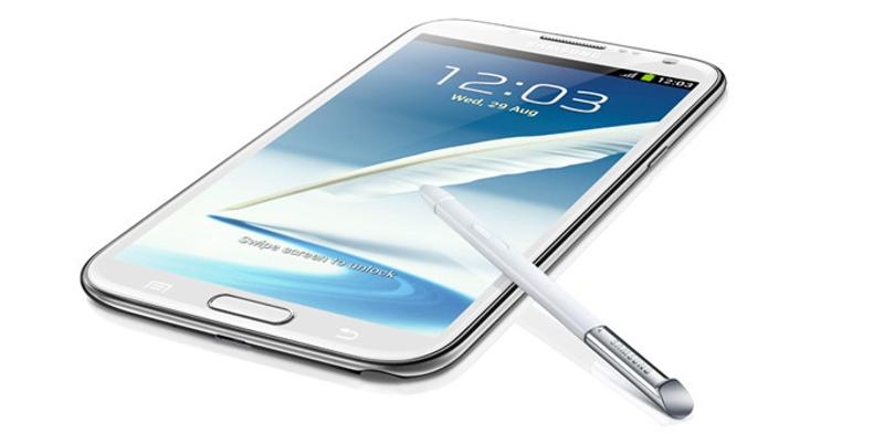 Phablet Samsung Galaxy Note 2