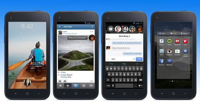 Facebook Home para Samsung Galaxy S4