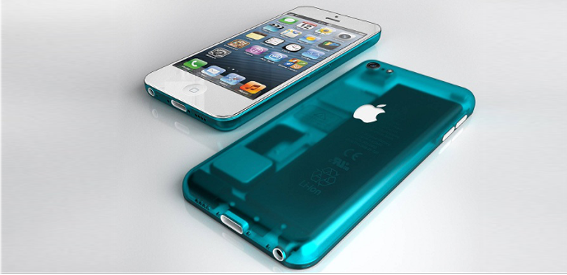 iphone mini plastico