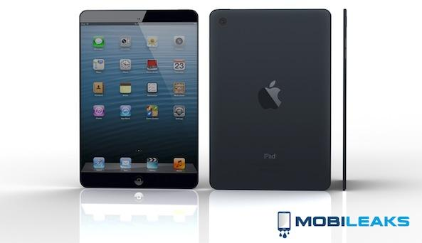 Render iPad Mini Retina