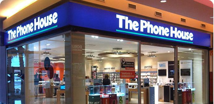 Tienda física The Phone House