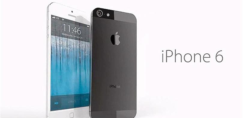 Render del iPhone 6