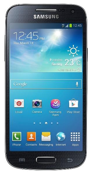 Samsung Galaxy S4 Mini vista frontal