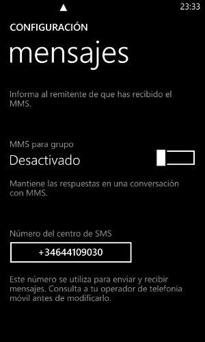Nokia Lumia 820 copia de seguridad