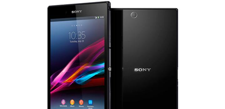 SONY XPERIA Z ULTRA FRONTAL