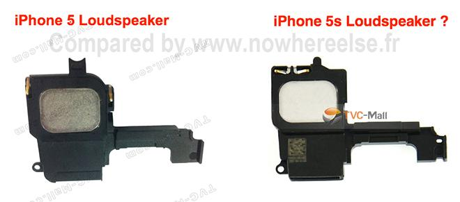 Speaker iPhone 5s