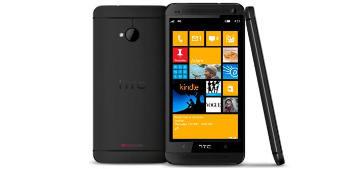 POsible nuevo modelo HTC One con Windows 8
