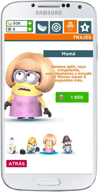 Disfraces de Gru. Mi villano favorito: Minion Rush
