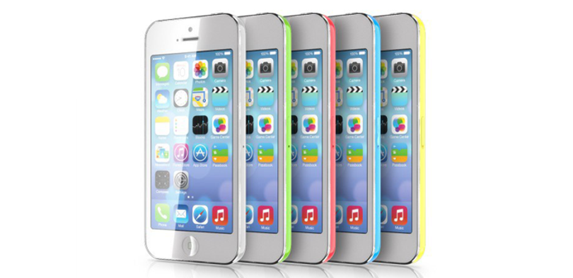 iphone mini colores