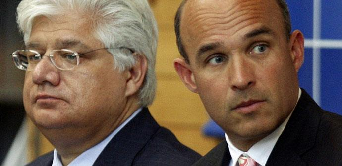 Jim Balsillie y Mike Lazaridis
