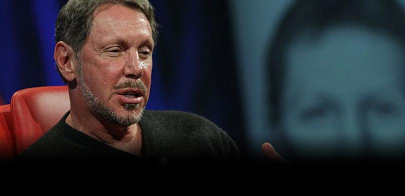 Larry Ellison de Oracle