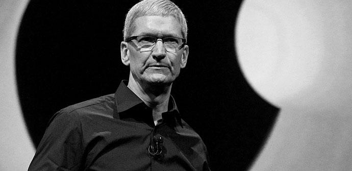 Tim Cook de Apple