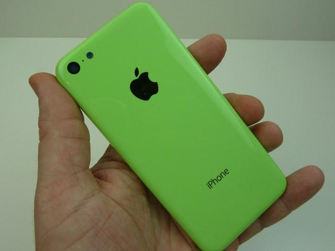 Tamaño del iPhone 5C