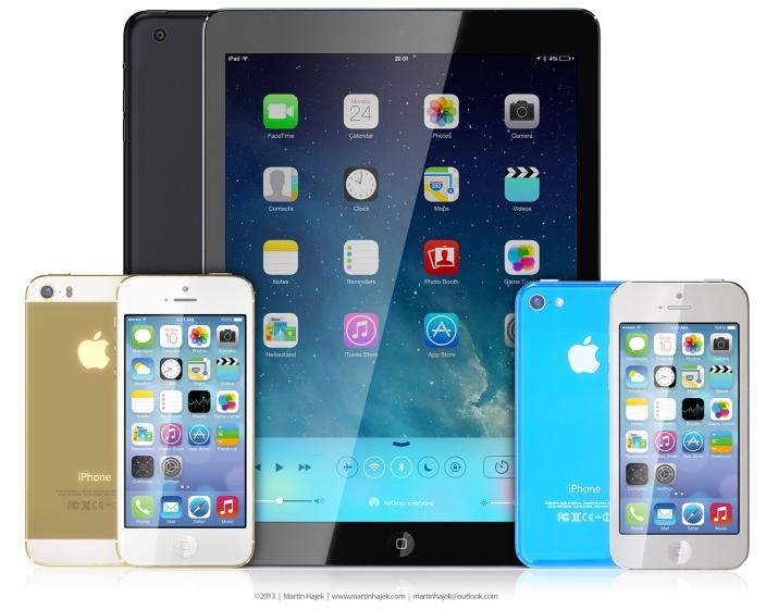 iPhone 5S iPhone 5C iPad 5