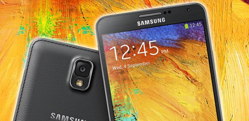Samsung Galaxy Note 3 en preventa con Orange.