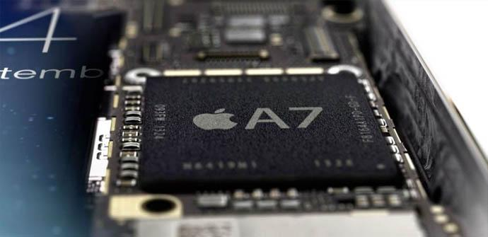 chip a7 iphone 5s
