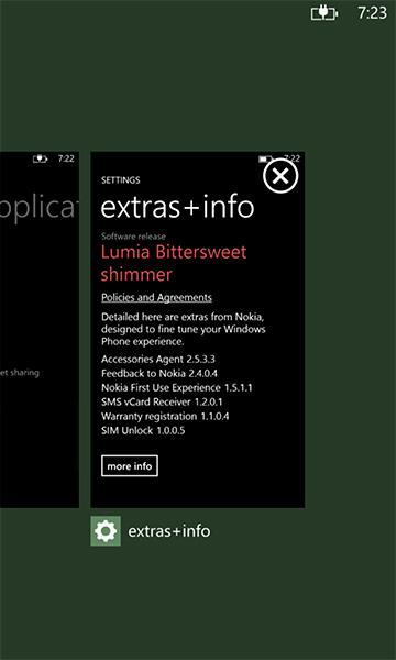 Actualización GDR3 de Windows Phone 8.