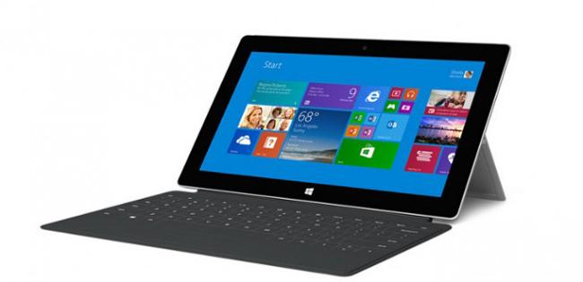 Surface 2 de Microsoft.