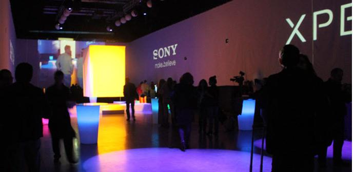 Evento Sony Xperia