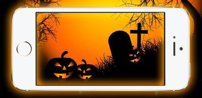 iphone 5s halloween