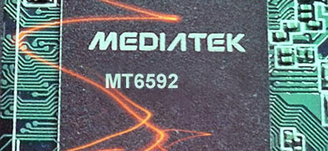 Mediatek Sony