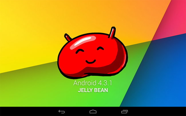 Logotipo de Android Jelly Bean