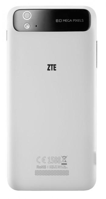 ZTE Grand S Flex vista trasera