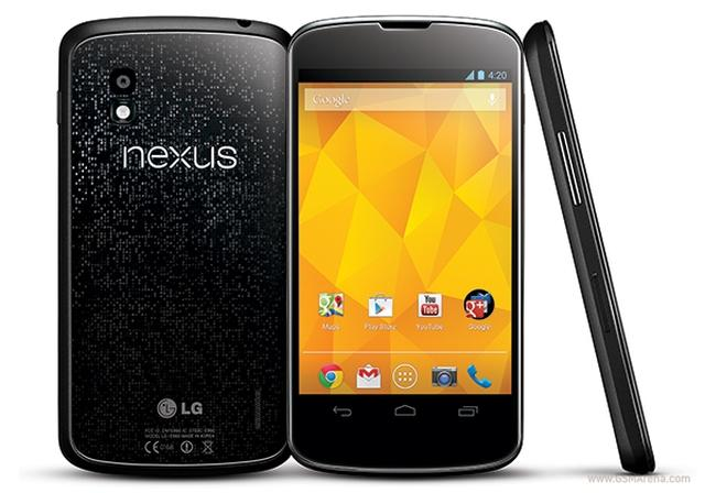 Nexus 4 8 Gb Black